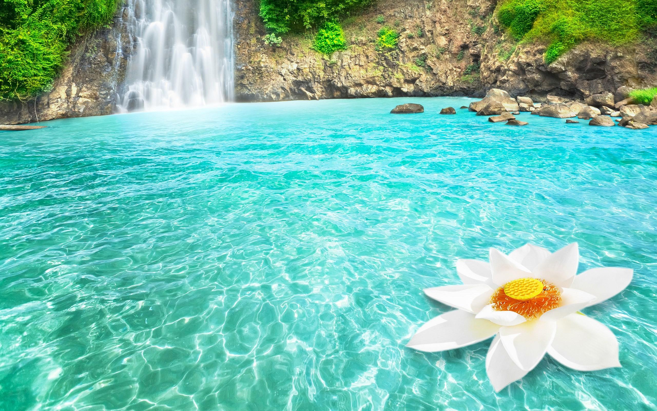 Ảnh thác nước đẹp
