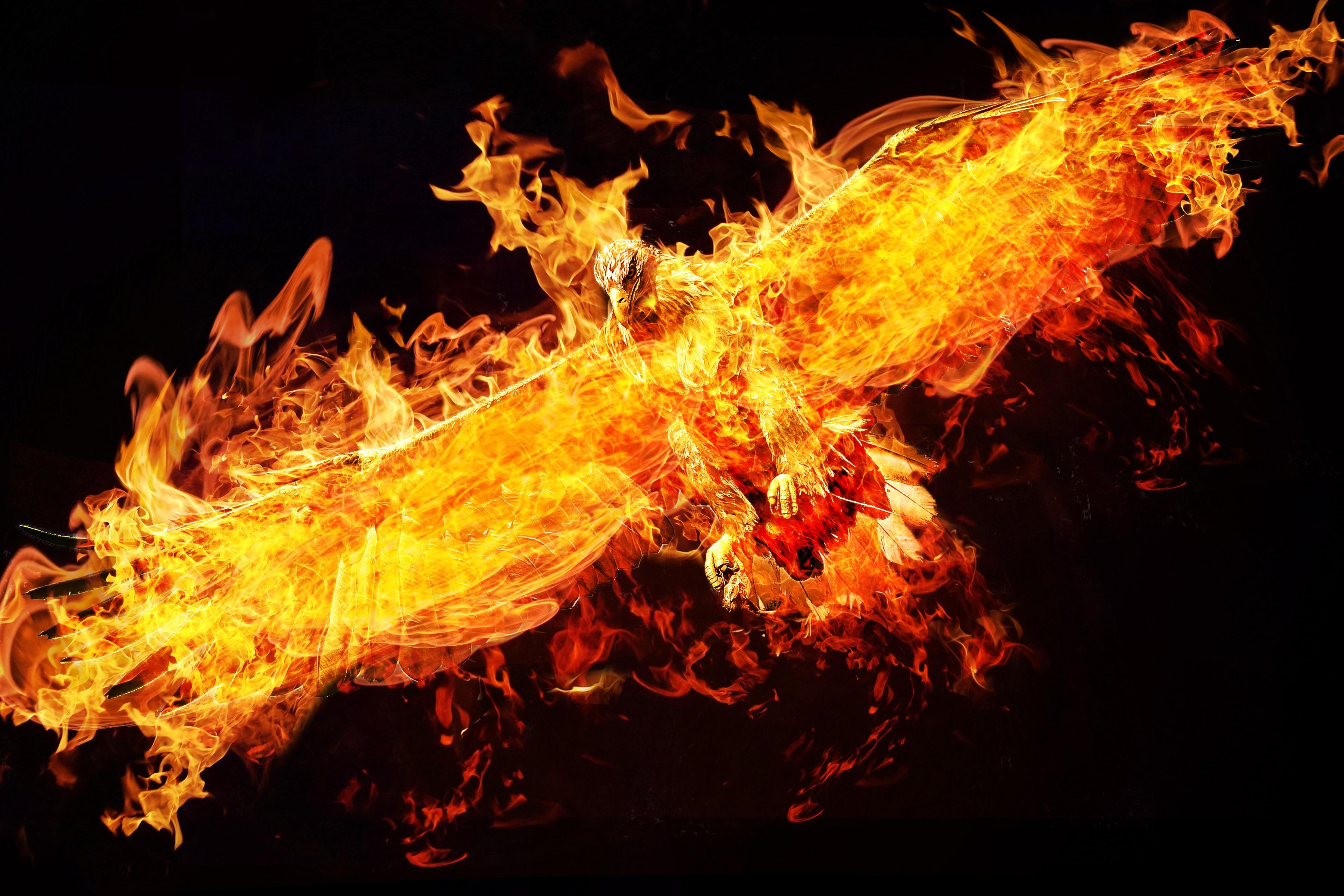 Hình ảnh nền lửa