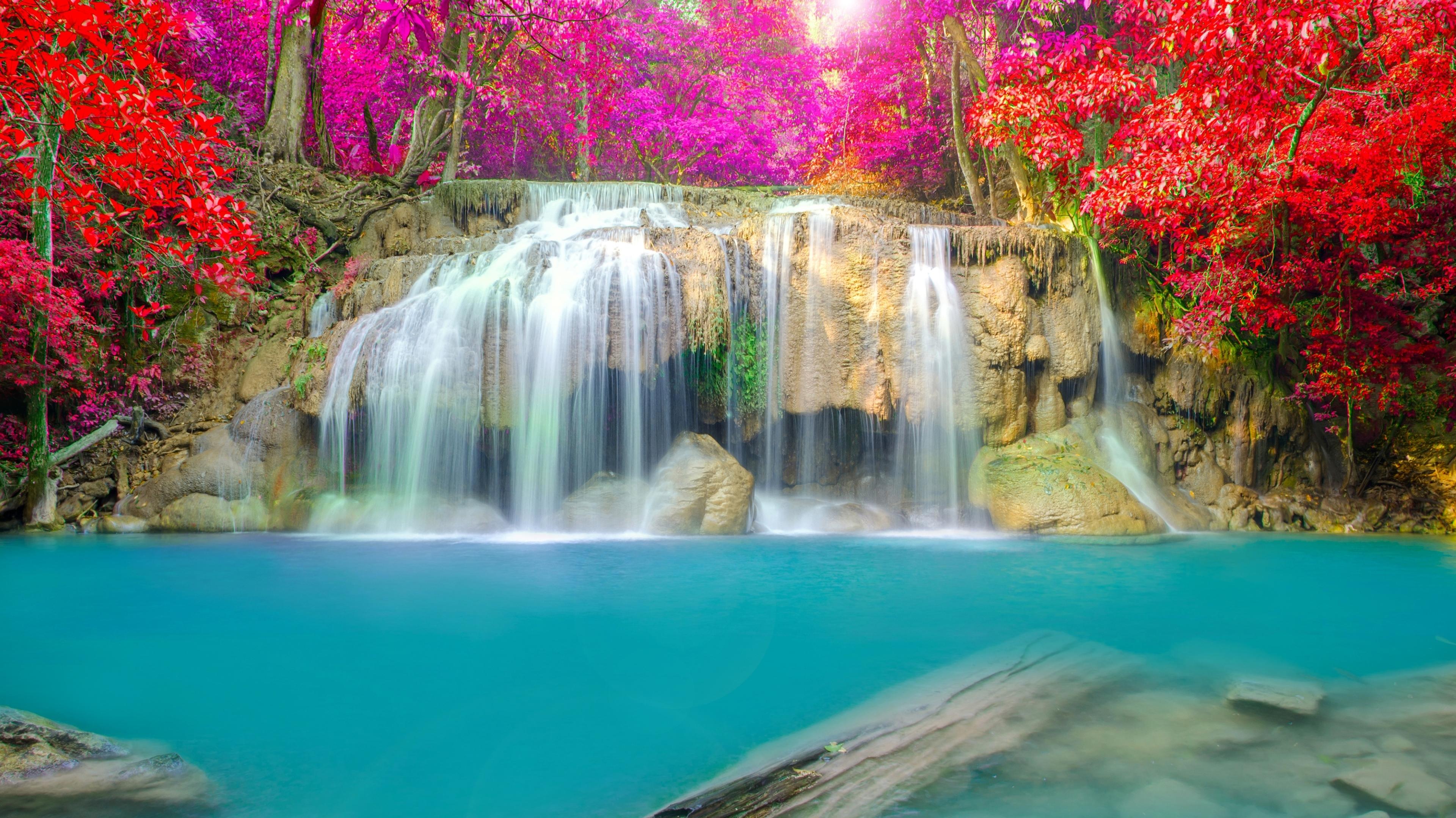 Hình ảnh thác nước cực đẹp