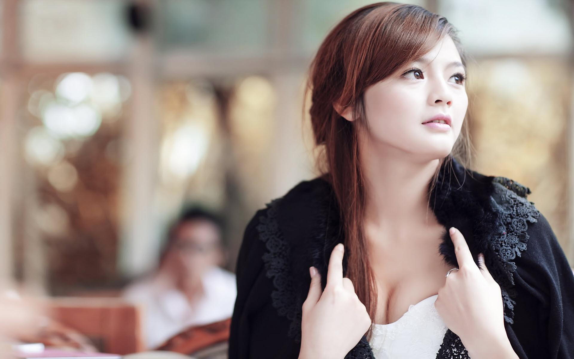 Hình nền hotgirl châu Á
