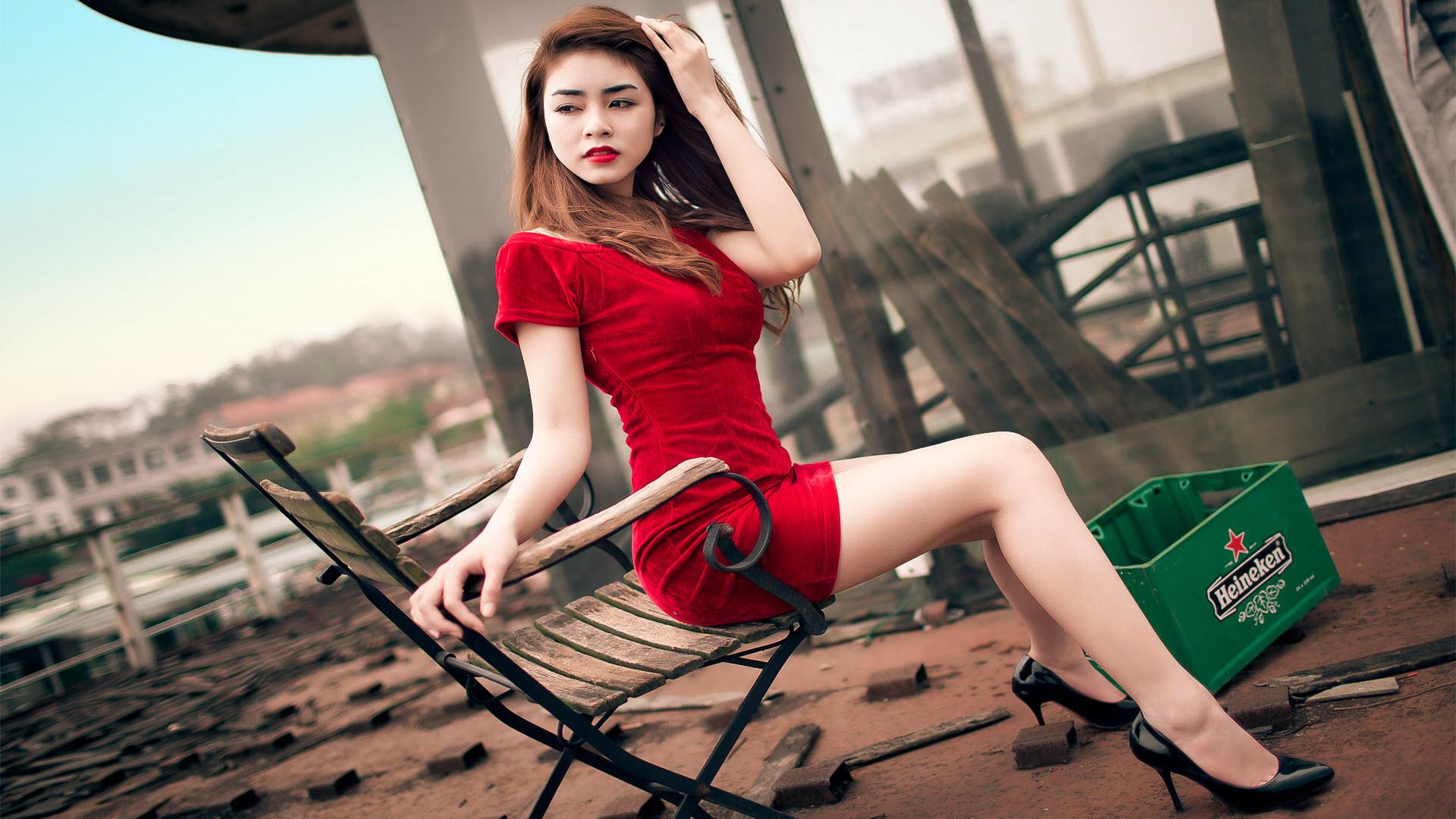Hình nền hotgirl đẹp dành cho PC