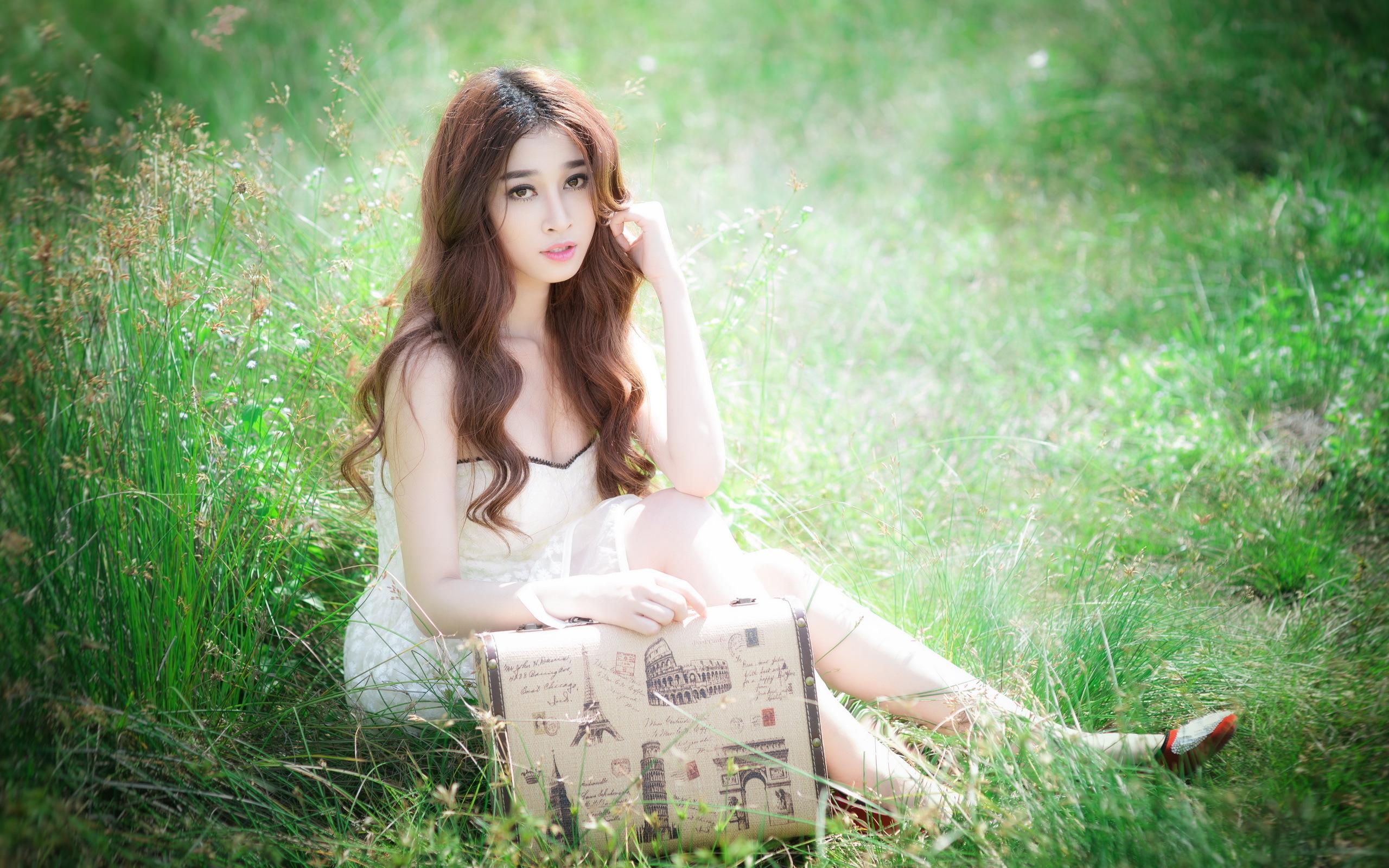 Hình nền hotgirl đẹp và dễ thương