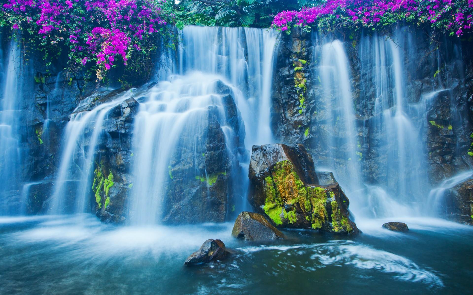 Hình nền máy tính thác nước cực đẹp (2)