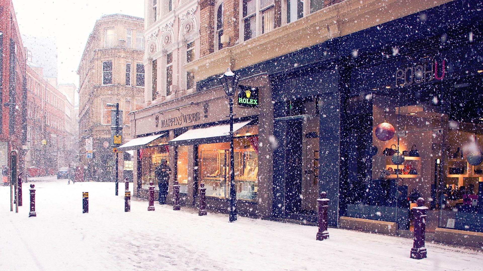 Hình nền mùa đông đẹp cho máy tính