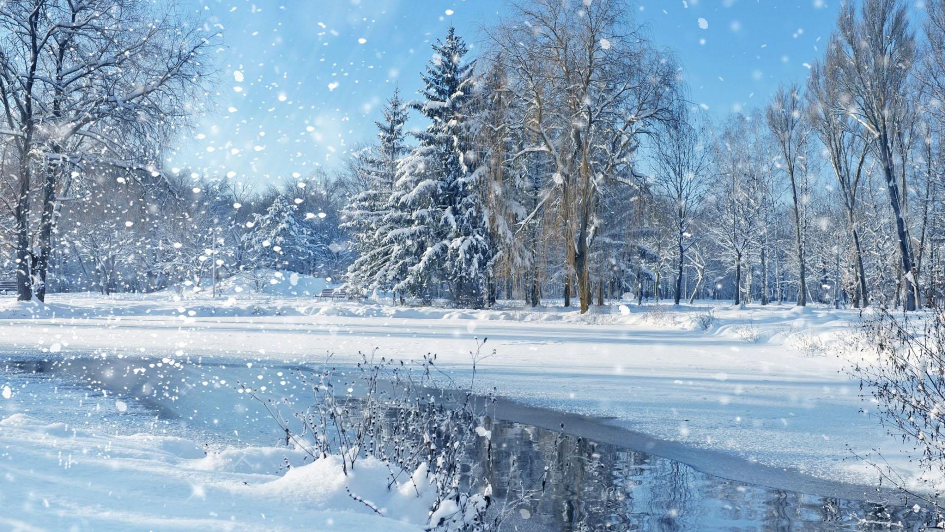 Hình nền mùa đông đẹp và độc