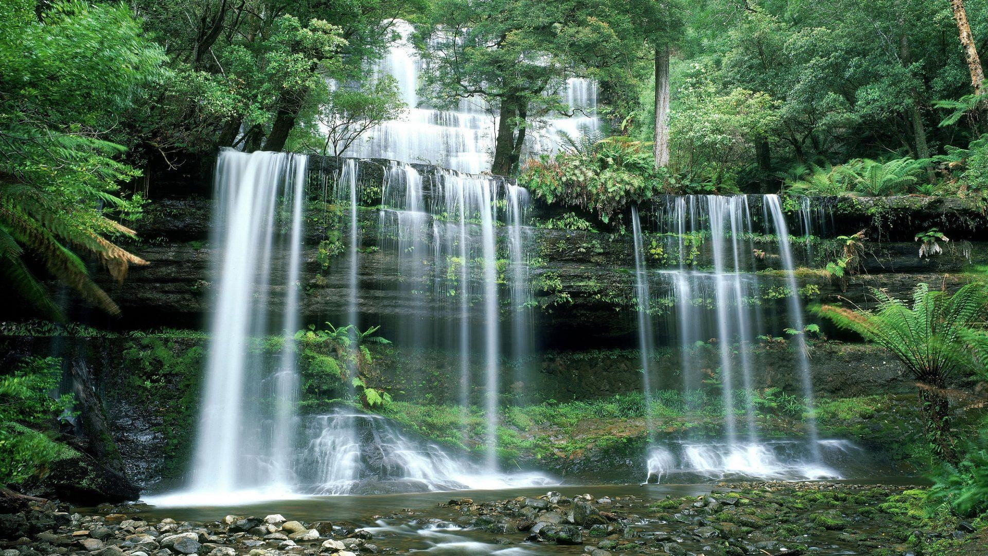 Hình nền thác nước đẹp nhất thế giới
