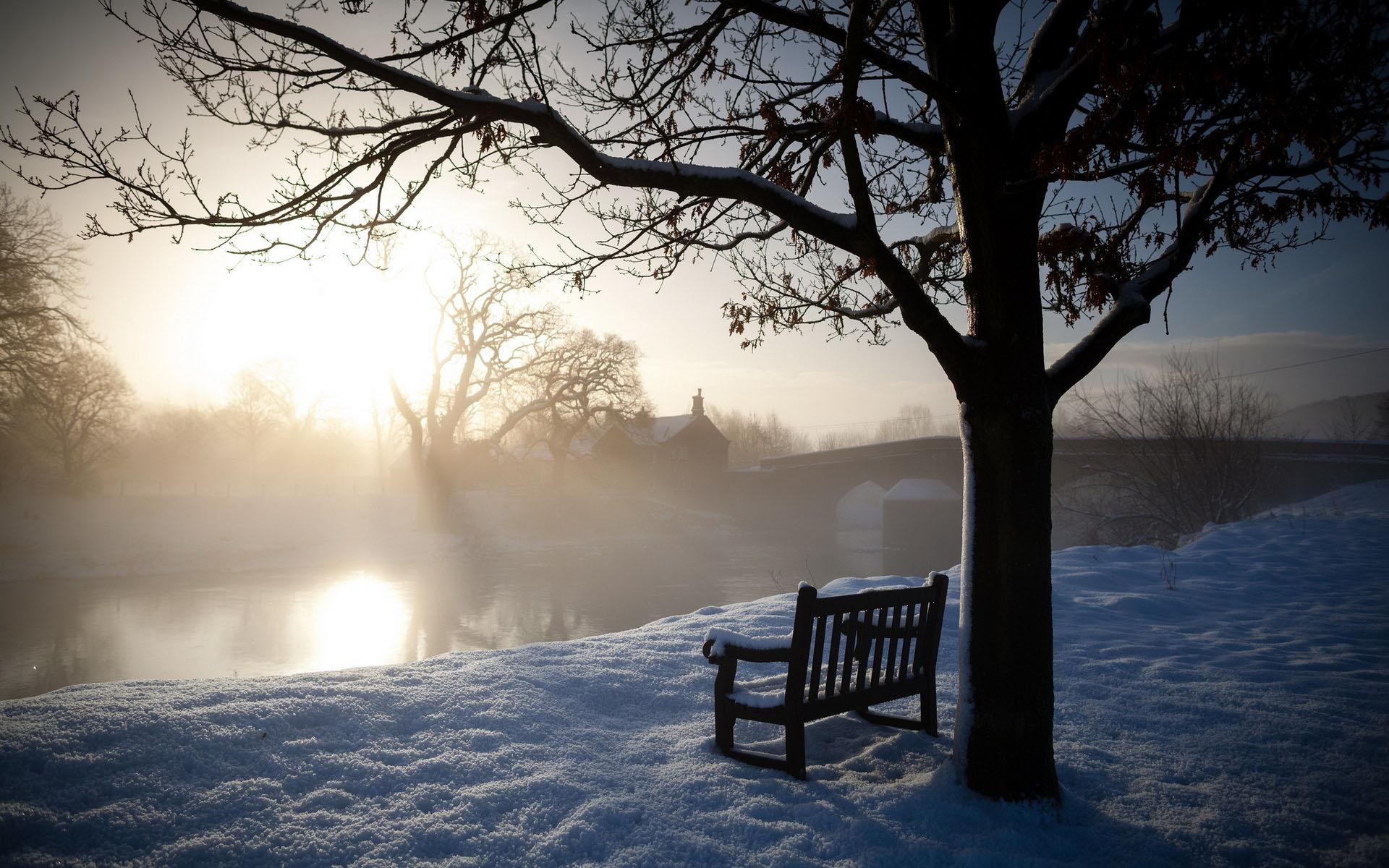 Những hình nền mùa đông đẹp