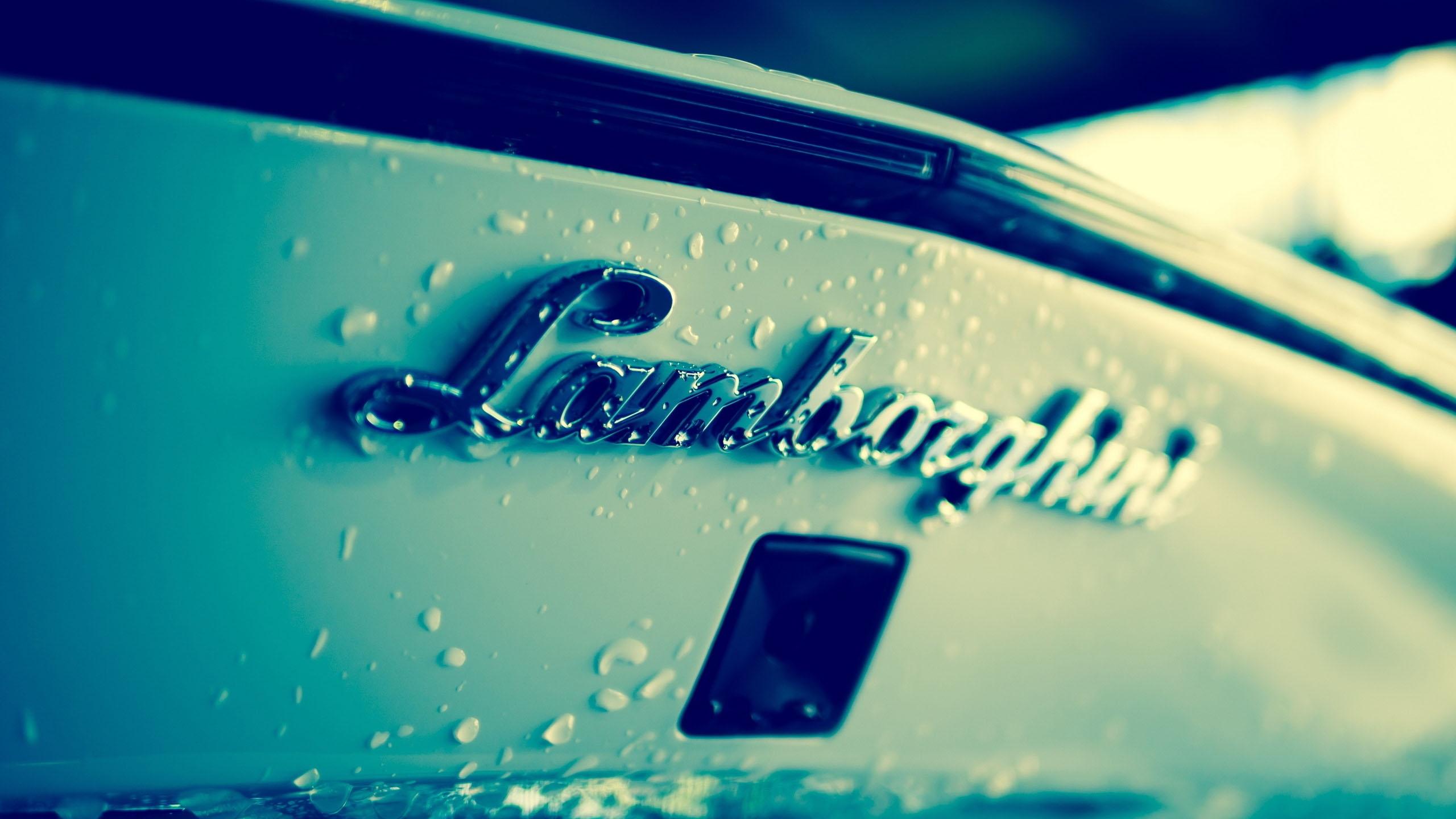 Hình nền logo xe lamborghini