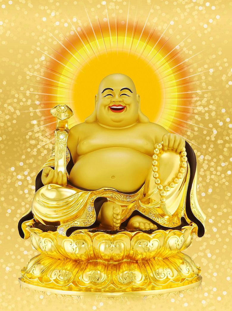 Ảnh Đức Phật Di Lặc đẹp nhất