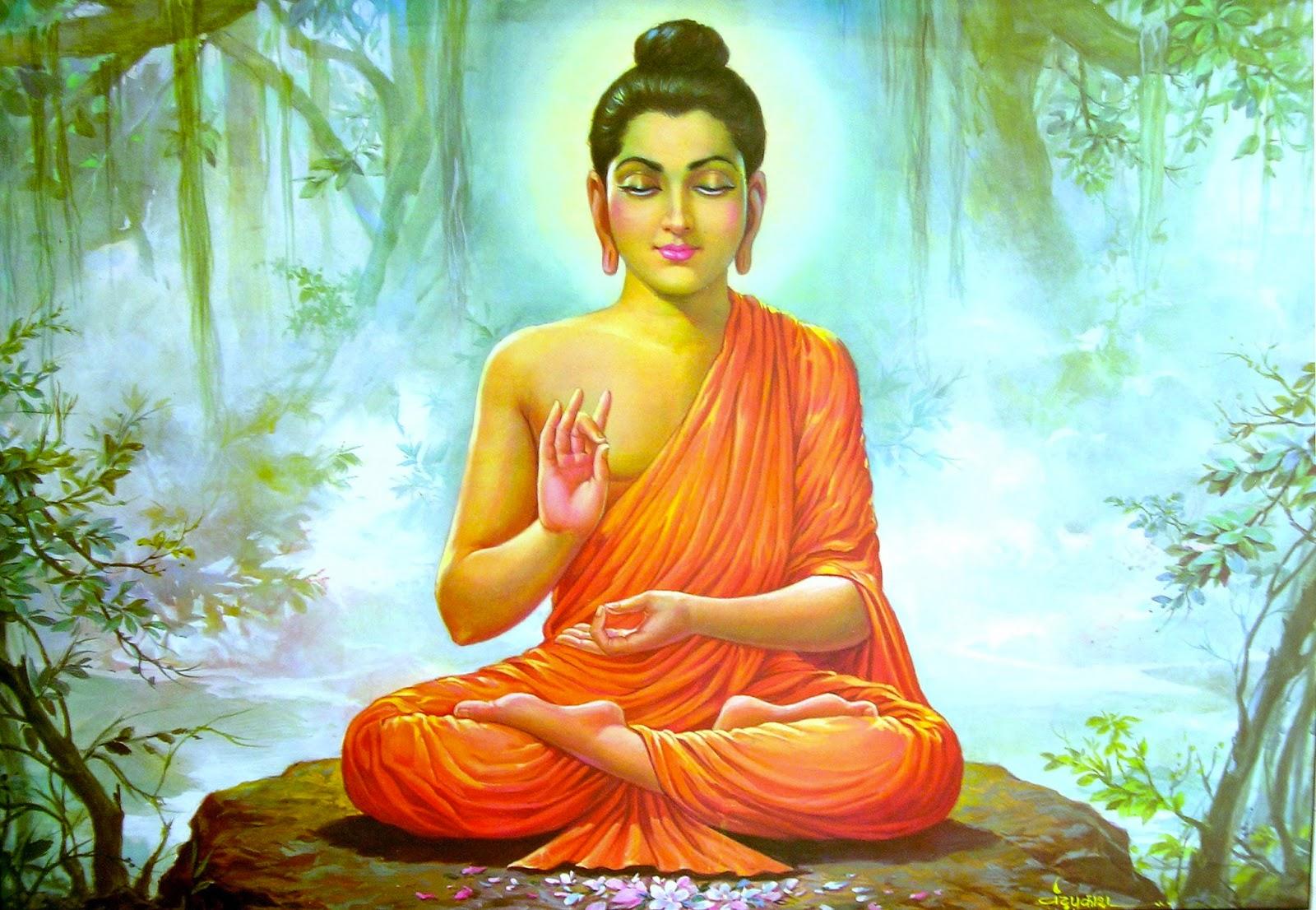 Ảnh Đức Phật Thích Ca Mâu Ni