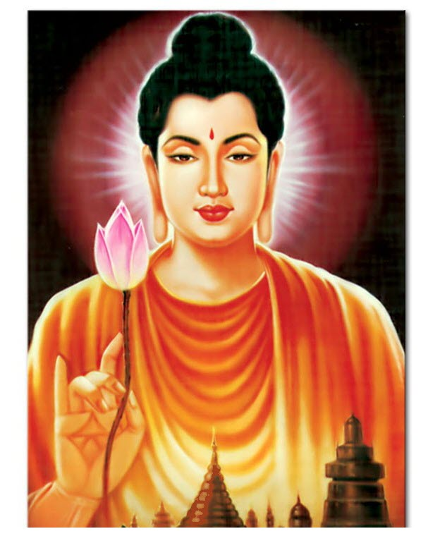 Ảnh Đức Phật Thích Ca