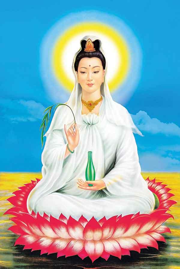 Ảnh Phật Bà Quan Thế Âm Bồ Tát