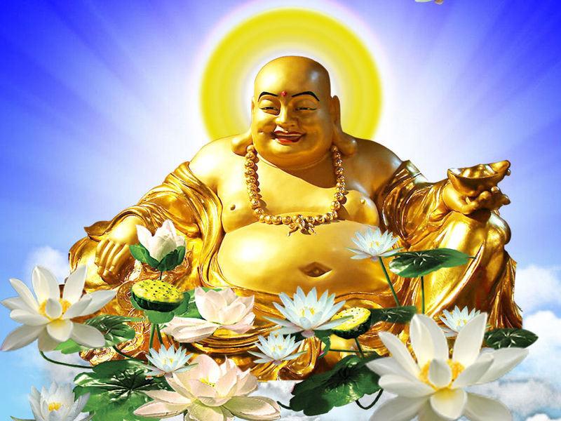 Ảnh Phật Di Lặc đẹp nhất