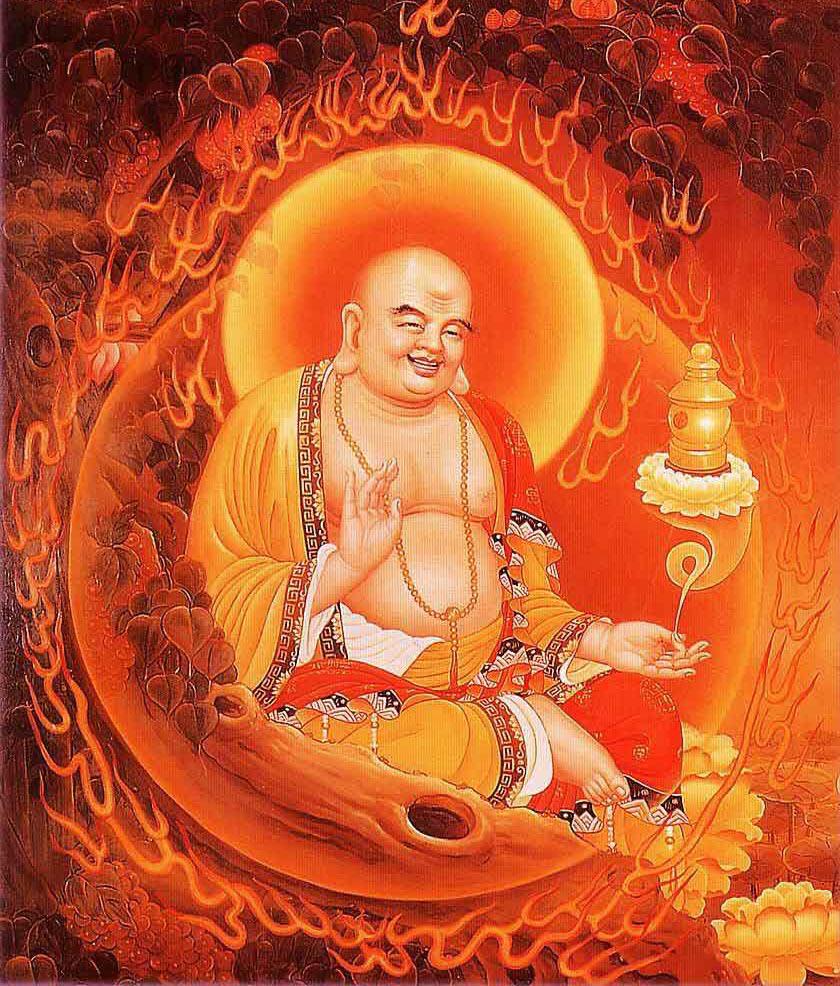 Ảnh Phật Di Lặc đẹp