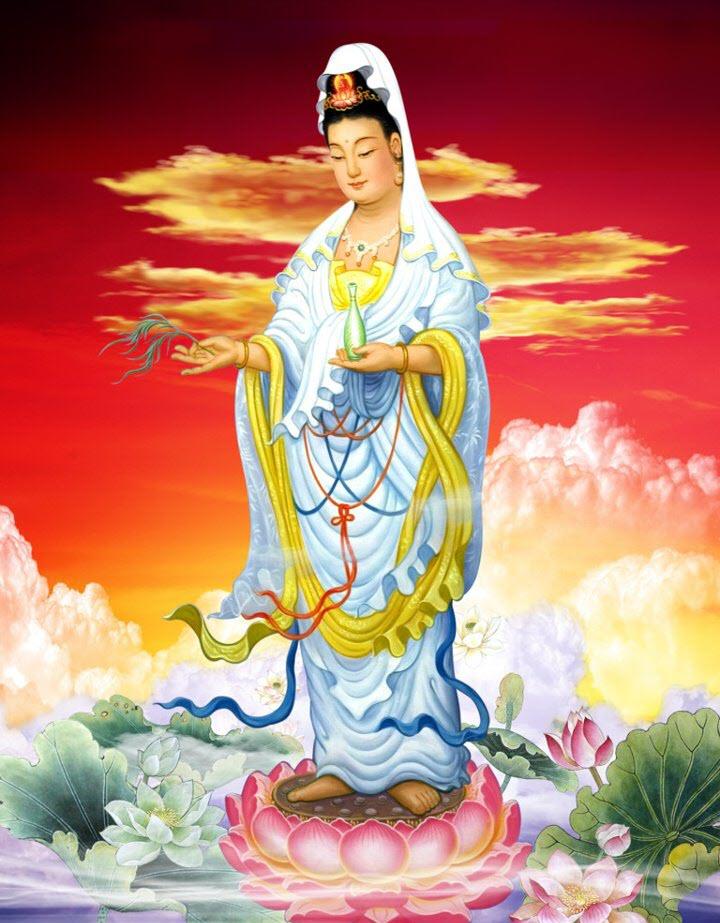 Ảnh Phật Quan Thế Âm Bồ Tát