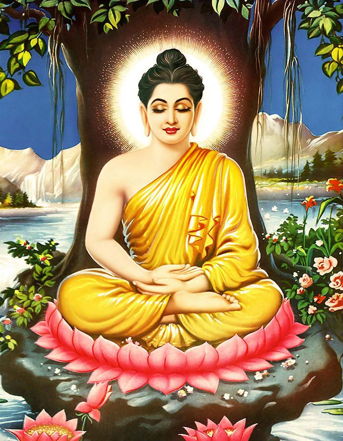 Ảnh Phật Thích Ca đẹp