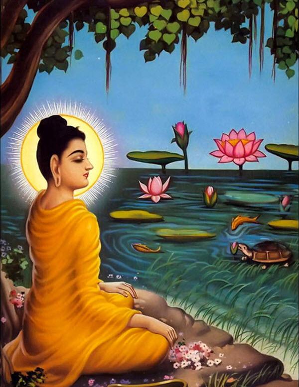 Ảnh Phật Thích Ca Mâu Ni đẹp