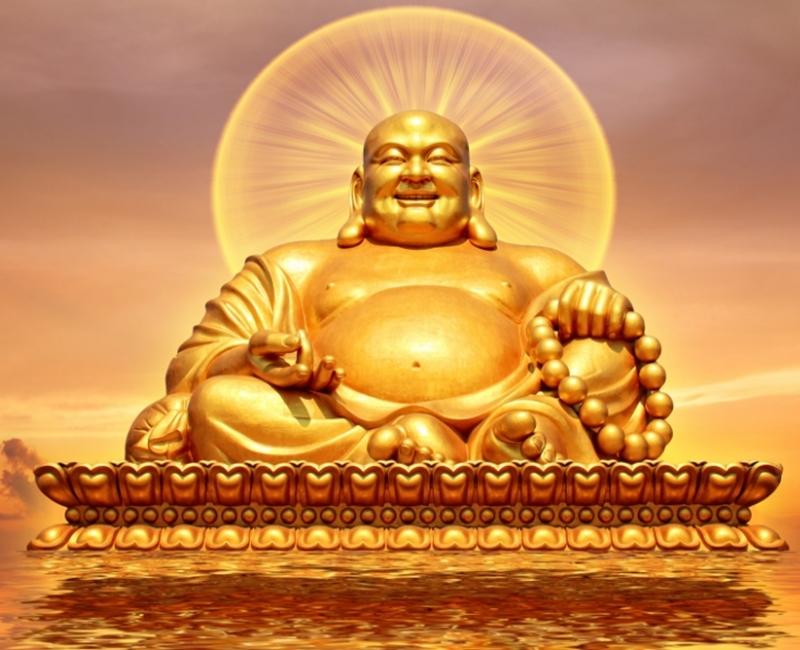 Các hình ảnh Phật Di Lặc