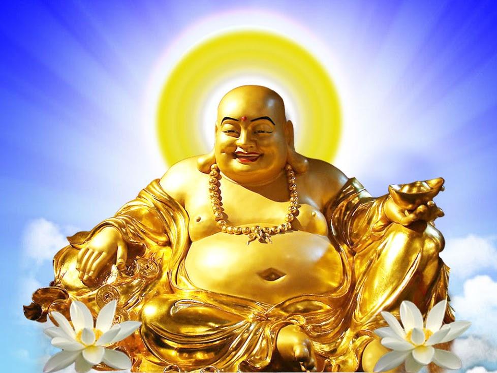 Hình ảnh Đức Phật Di Lặc đẹp