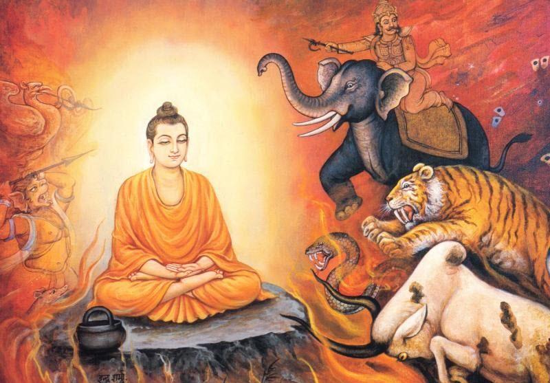 Hình ảnh Đức Phật Thích Ca Mâu Ni đẹp nhất