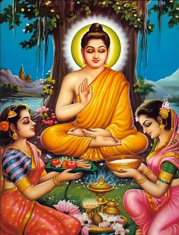 Hình ảnh Đức Phật Thích Ca Mâu Ni đẹp