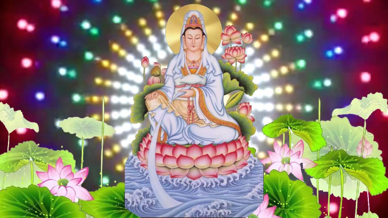 Hình ảnh Phật Bà Quan Thế Âm Bồ Tát đẹp