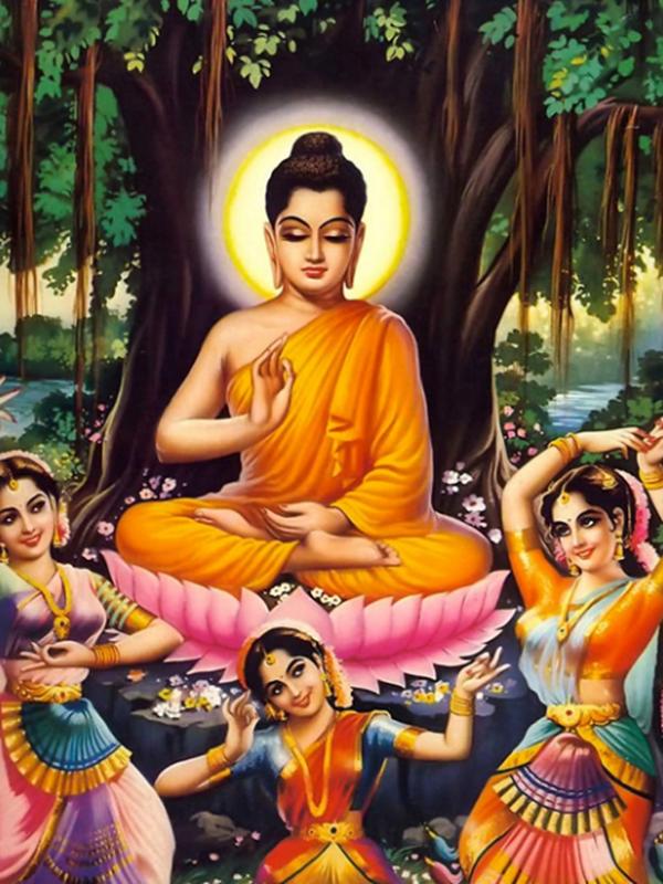 Hình ảnh Phật Thích Ca Mâu Ni đẹp nhất