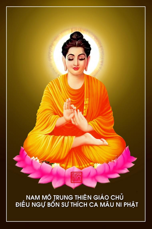 Hình ảnh Phật Thích Ca Mâu Ni