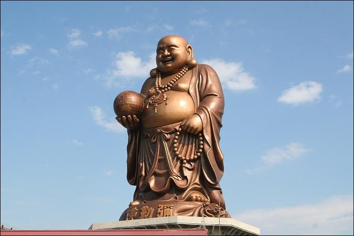 Hình ảnh tượng Đức Phật Di Lặc