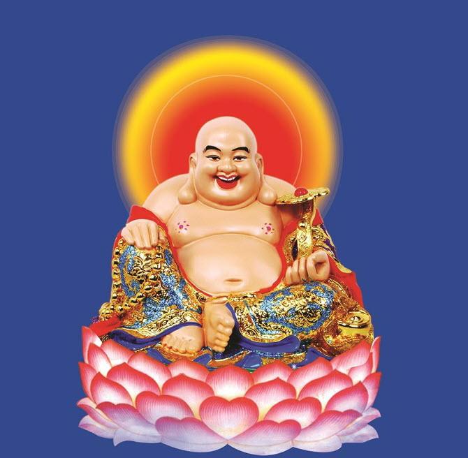 Hình ảnh tượng Phật Di Lặc