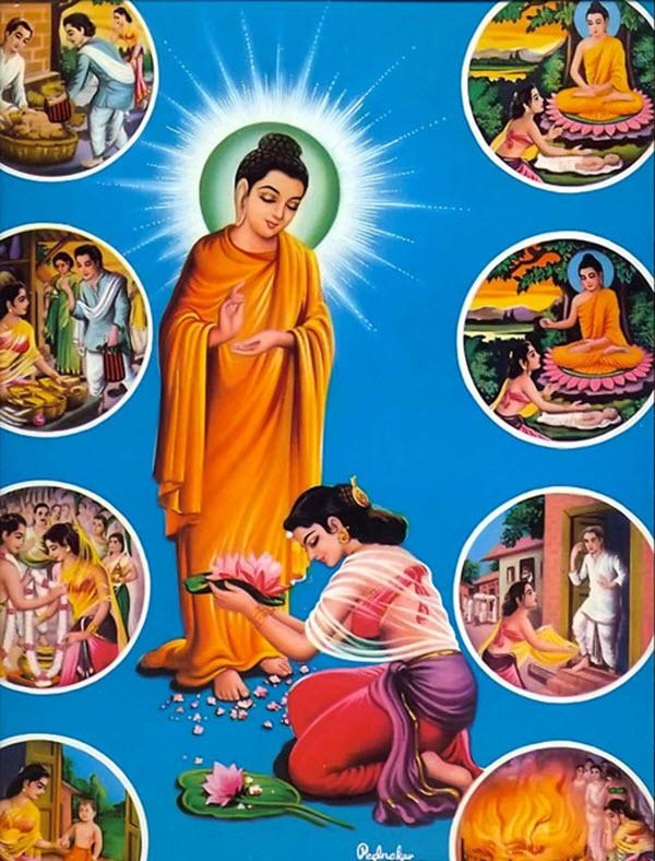 Hình ảnh về Phật Thích Ca Mâu Ni