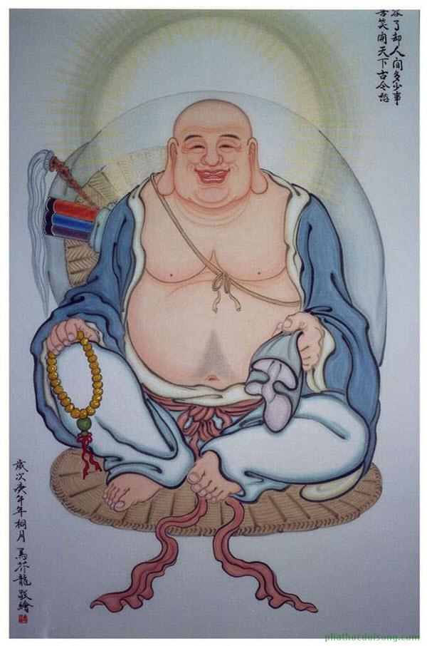 Hình Đức Phật Di Lặc đẹp nhất