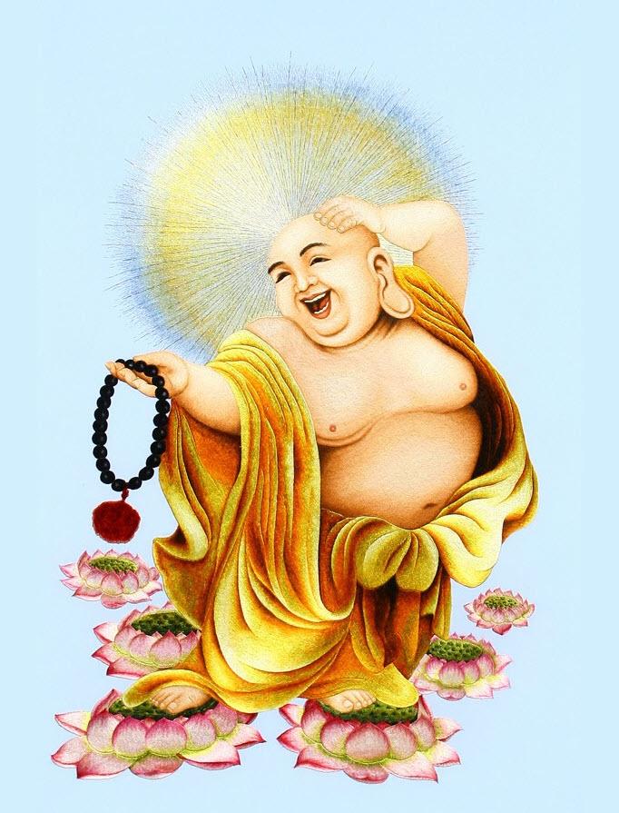 Hình Đức Phật Di Lặc đẹp