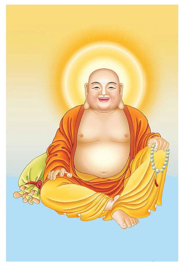 Hình Đức Phật Di Lặc