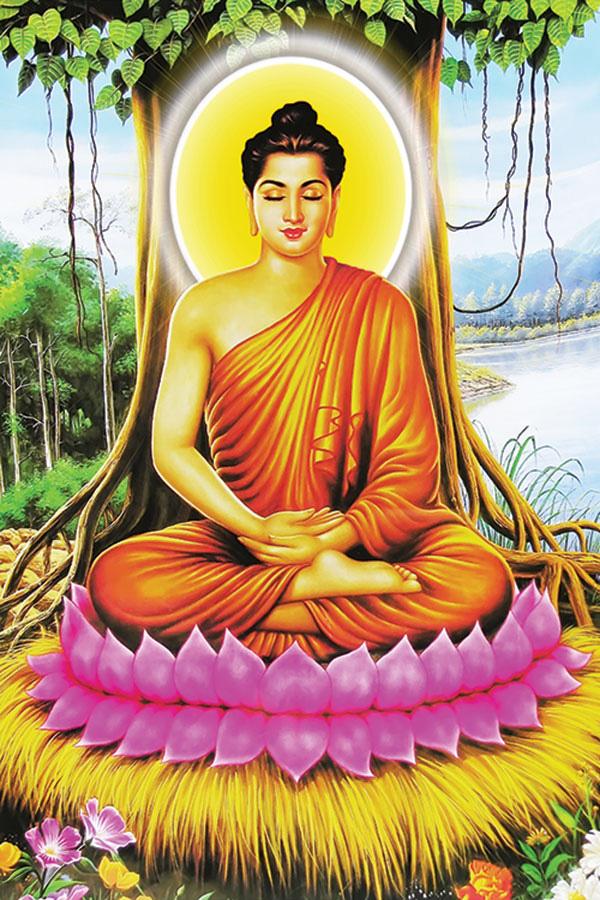 Hình Đức Phật Thích Ca Mâu Ni đẹp