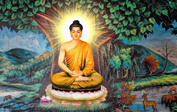 Hình Đức Phật Thích Ca