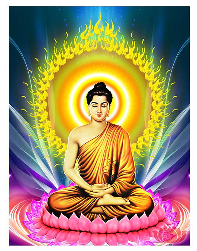 Hình Thích Ca Mâu Ni Phật