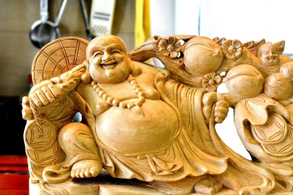 Hình tượng Phật Di Lặc đẹp