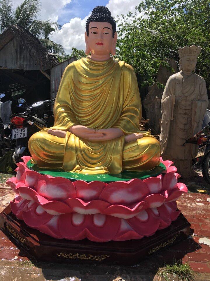 Hình tượng Phật Thích Ca Mâu Ni đẹp