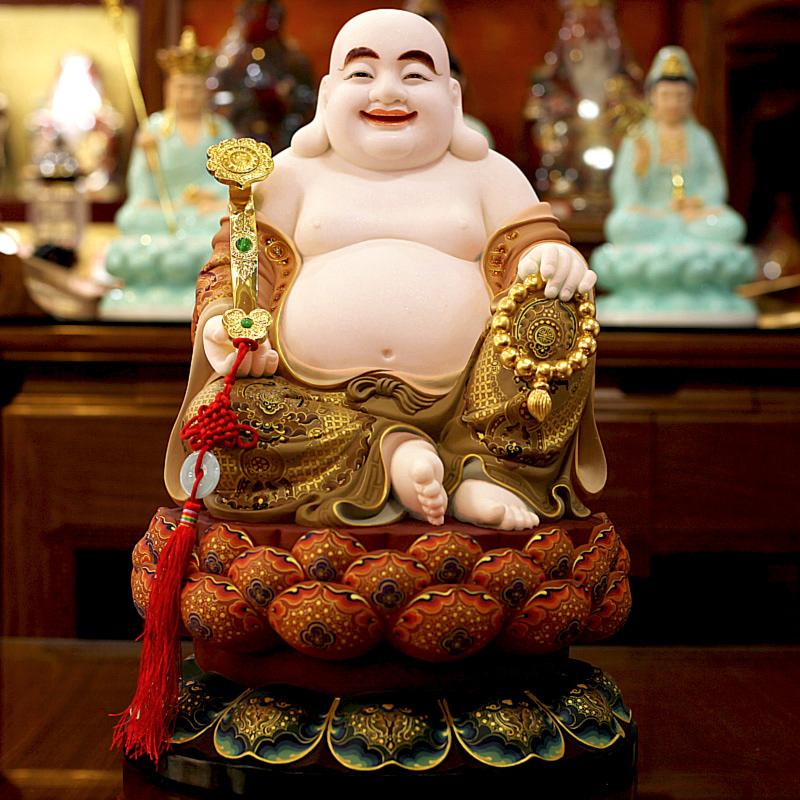Tượng Phật Di Lặc đẹp nhất