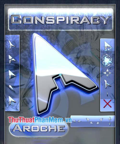 Trỏ chuột 3D Conspiracy