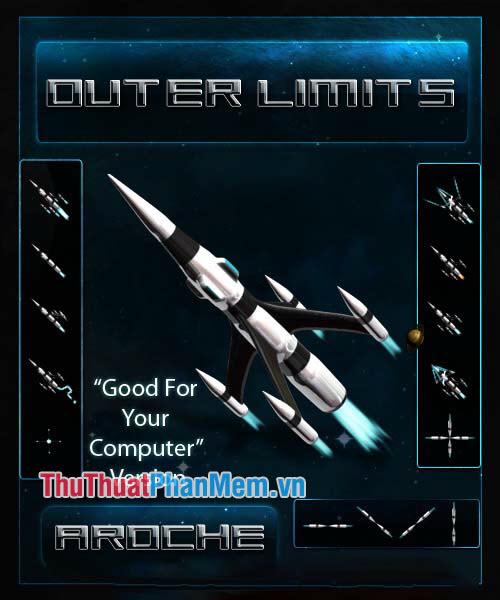 Trỏ chuột 3D Outer Limits