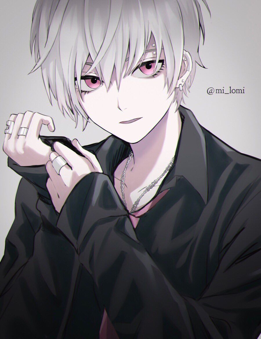 Ảnh Anime Boy cute, đáng yêu