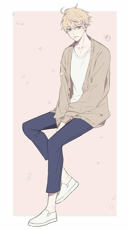 Ảnh Anime Boy Cute dễ thương nhất