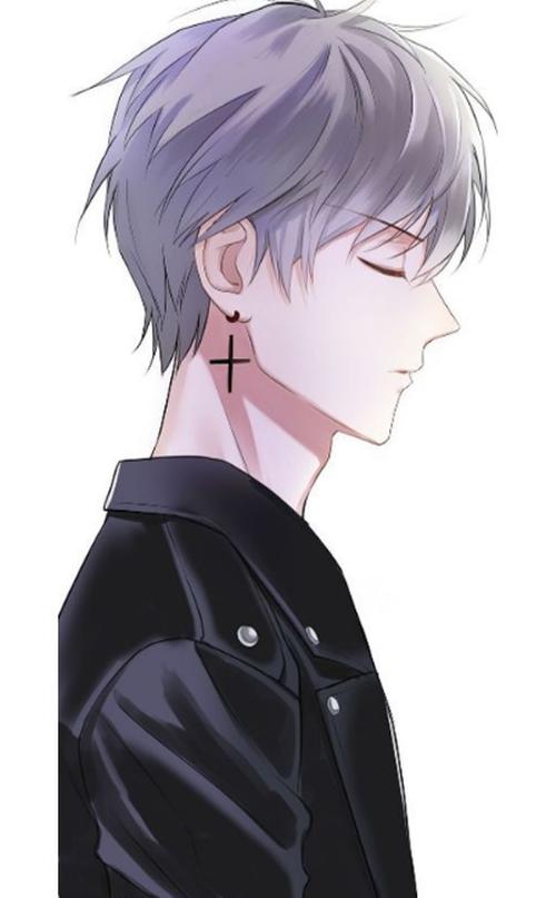 Ảnh Anime Boy đẹp trai, lạnh lùng