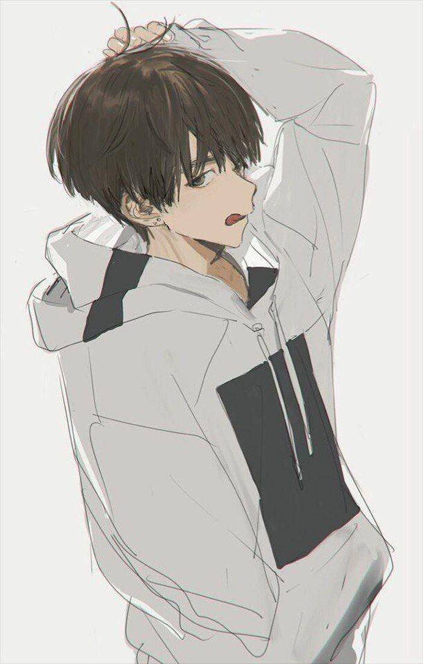 Ảnh Anime Boy đẹp