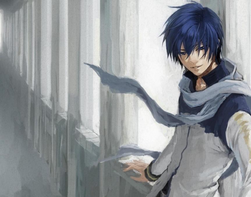 Ảnh Anime Boy lạnh lùng