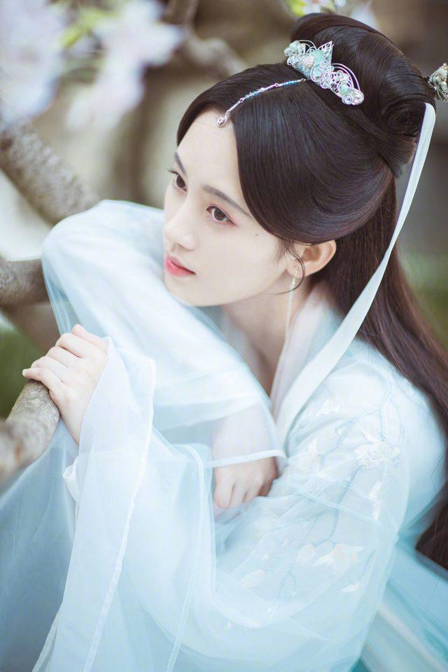 Ảnh hot girl Trung Quốc xinh đẹp dễ thương