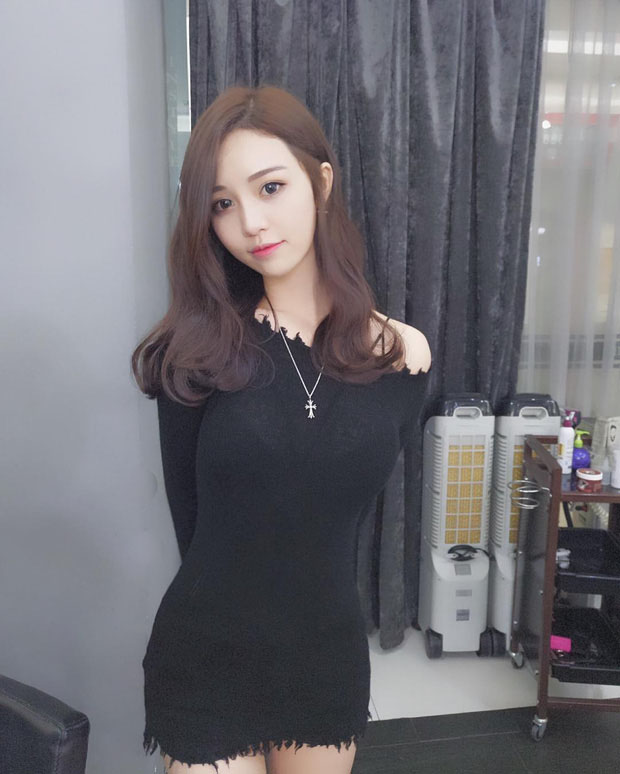 Ảnh hot girl Trung Quốc xinh