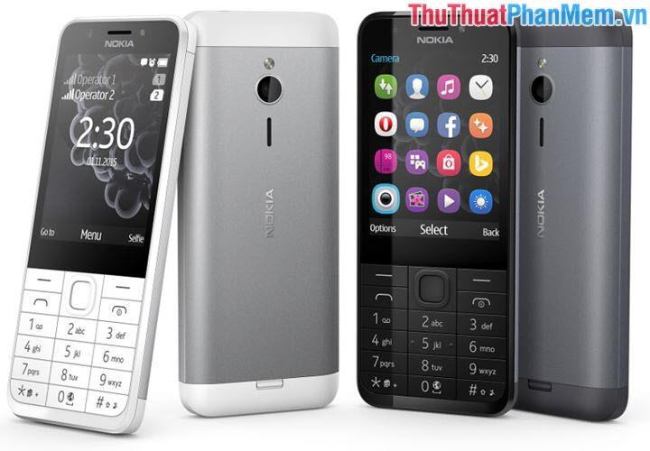 Các mã Nokia